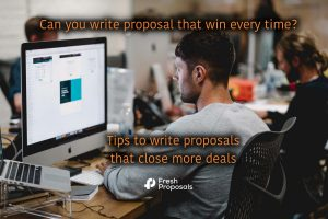 Tips to write Winning Sales Proposals