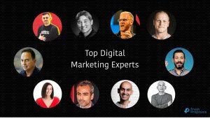 Top social media Experts To Follow