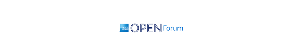 business blogs to follow - Amex Open Forum