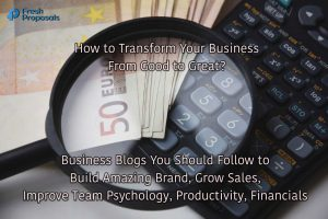 Business Blogs to Follow to Grow Business