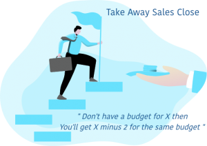 The Take Away Sales Closing Technique