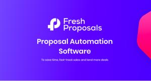 Proposal Automation Software - Fresh Proposals