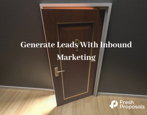 tips to generate inbound leads to grow your business