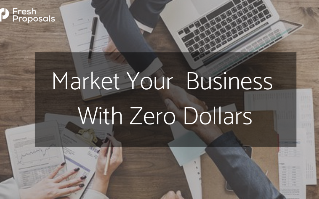 9 Zero Budget Marketing Ideas and Tools for Small Businesses