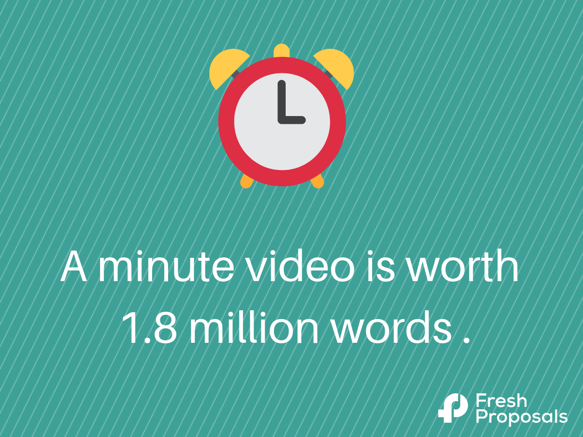 use video marketing as a main tool