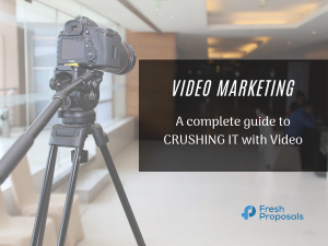make video marketing your ultimate weapon