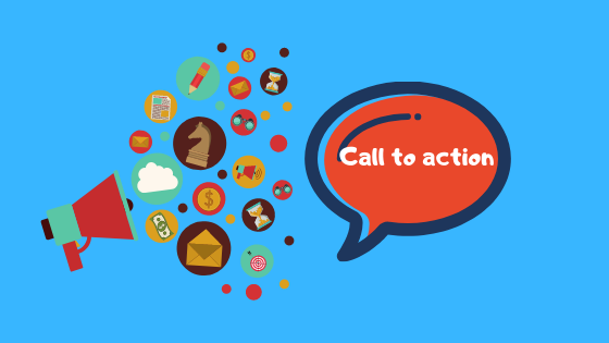 strong call to action is the best hack to stand out in the inbox