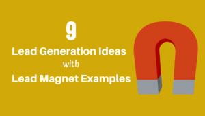 b2b lead generation ideas