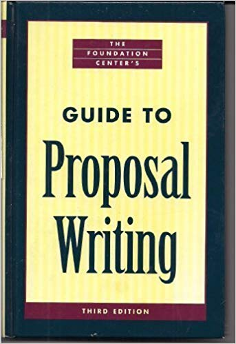 guide to proposal writing