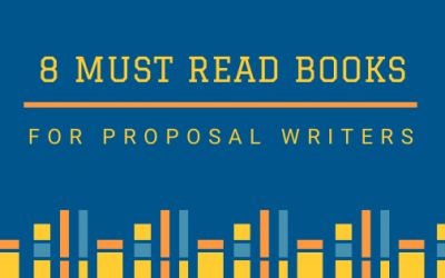 8 Books for Proposal Writers to Write Better Proposals