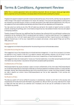 Accounting Proposal Template - T&C