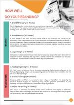 Branding Proposal Template- How We Work