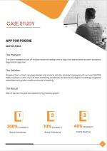 Branding Proposal Template - CaseStudy