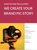 Corporate Photography Proposal Template