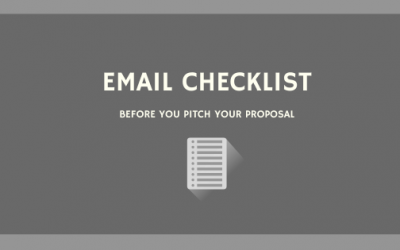 Email Checklist for Sales Proposals (3 Email Templates to Pitch your Proposal)