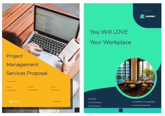 Fresh Proposals Software - Sales Proposals