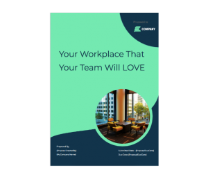 Coworking Space Proposal Template