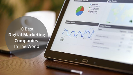 Top 10 Digital Marketing Agencies in 2020