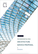 Architecture Proposal Template - Cover Page