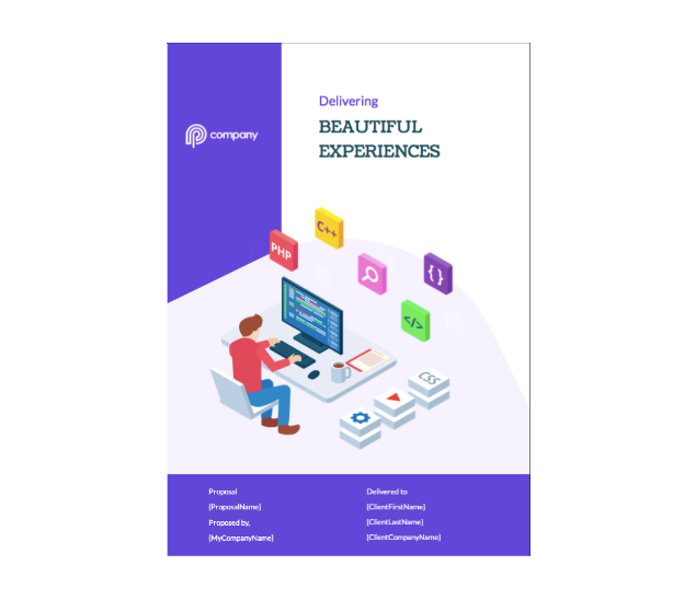 Fresh Proposals - Website Design Proposal Template