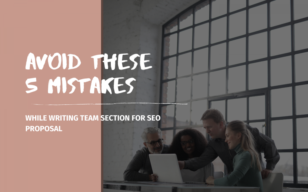 A Critical Review of SEO Proposal's Team Section