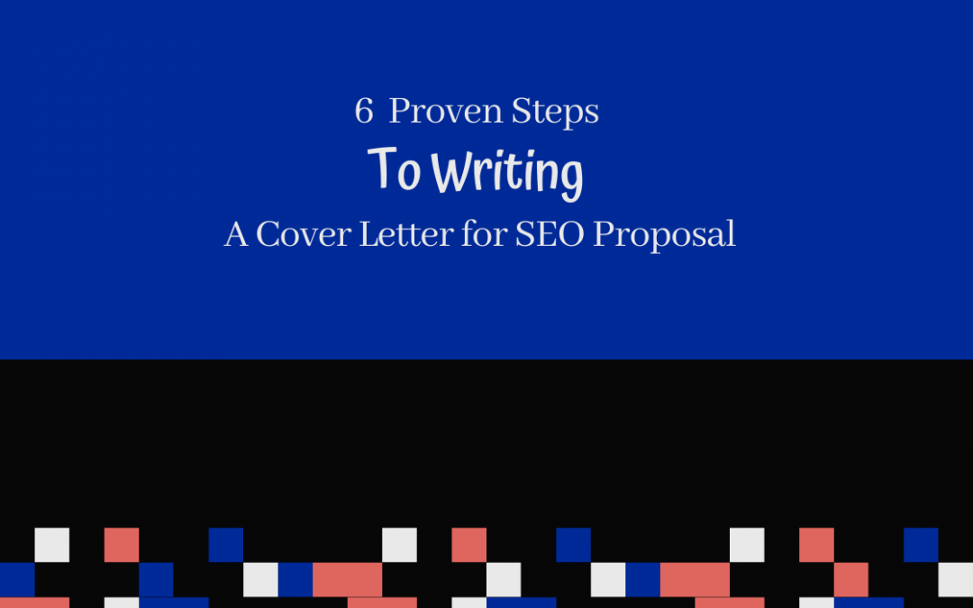 How to Write a Cover Letter for SEO Proposal?