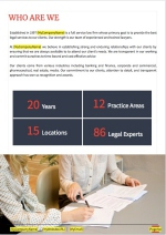 Legal Services Proposal Template - About Us